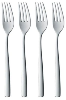 WMF Bistro Forks - Set of 4