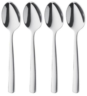 WMF Bistro Espresso Spoons - Set of 4