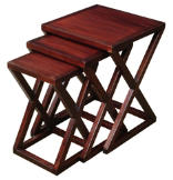 Galloway Stacking Tables - Set of 3