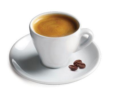Espresso Cup-White Porcelain