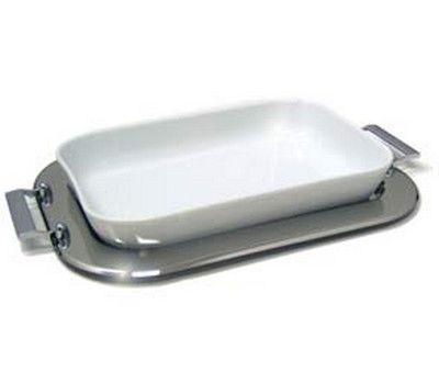 Rectangular Porcelain Baker Set