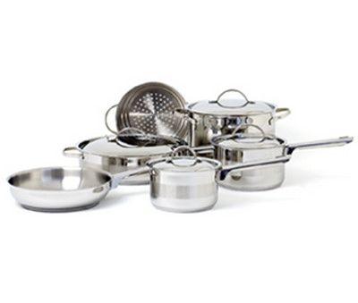 Gourmet® 10-Piece Cookware Set