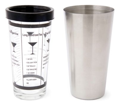 15oz Cocktail Shaker