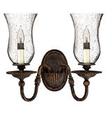 Rockford Two-Light Sconce