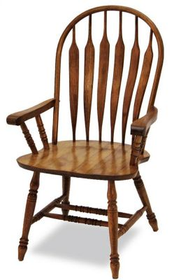 Xpress Deluxe Steambent Windsor Arm Chair