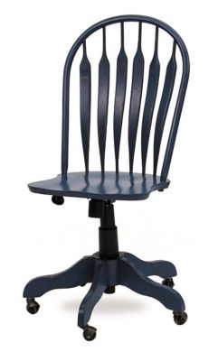 Xpress Deluxe Steambent Windsor Desk Chair