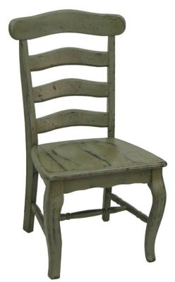 Xpress Country French Ladderback Side Chair
