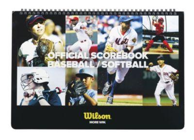 Baseball/Softball Spiral Scorebook