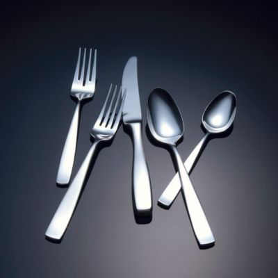 Bolo 42-Piece Stainless Flatware Set