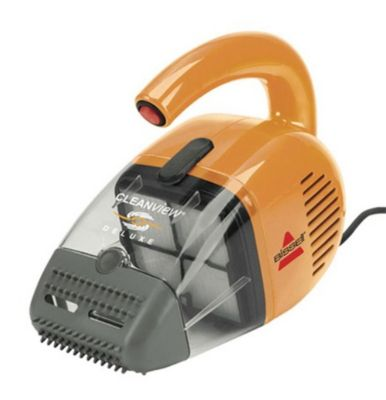 Cleanview Deluxe Corded Hand Vacuum - Tang-cicle