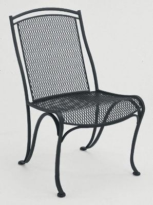 Modesto Dining Side Chair without Cushions