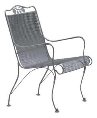 Briarwood High Back Lounge Chair without Cushions
