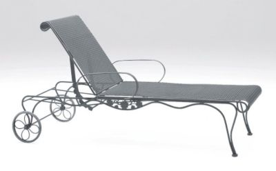 Briarwood Adjustable Chaise Lounge without Cushions