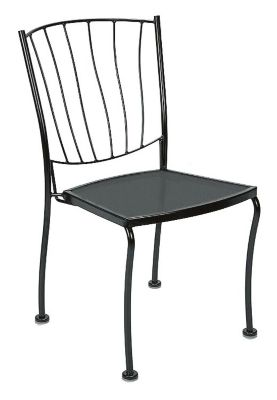 Aurora Stackable Dining Side Chair without Cushions