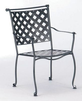 Maddox Stackable Dining Armchair without Cushions