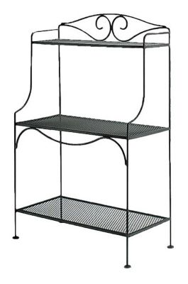 Standard Baker's Rack with Mesh Shelves