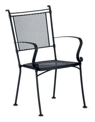 Bradford Stackable Dining Armchair without Cushions