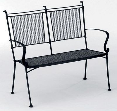 Bradford Stackable Bench without Cushions