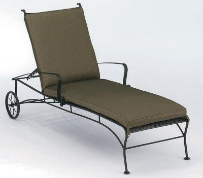 Bradford Adjustable Chaise Lounge Frame without Cushions