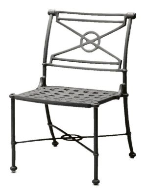 Delphi Dining Side Chair Frame without Cushion