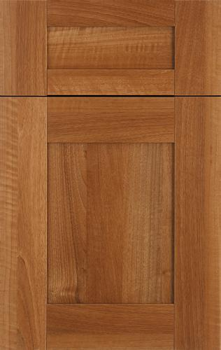 Wattsburg Woodgrain Thermofoil Tigereye Walnut