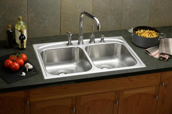 Etonnant Crosstown Stainless Steel Sinks Dayton