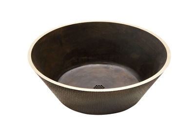 Image for Asana Cast Brass Single Bowl Vessel Sink from elkay-consumer