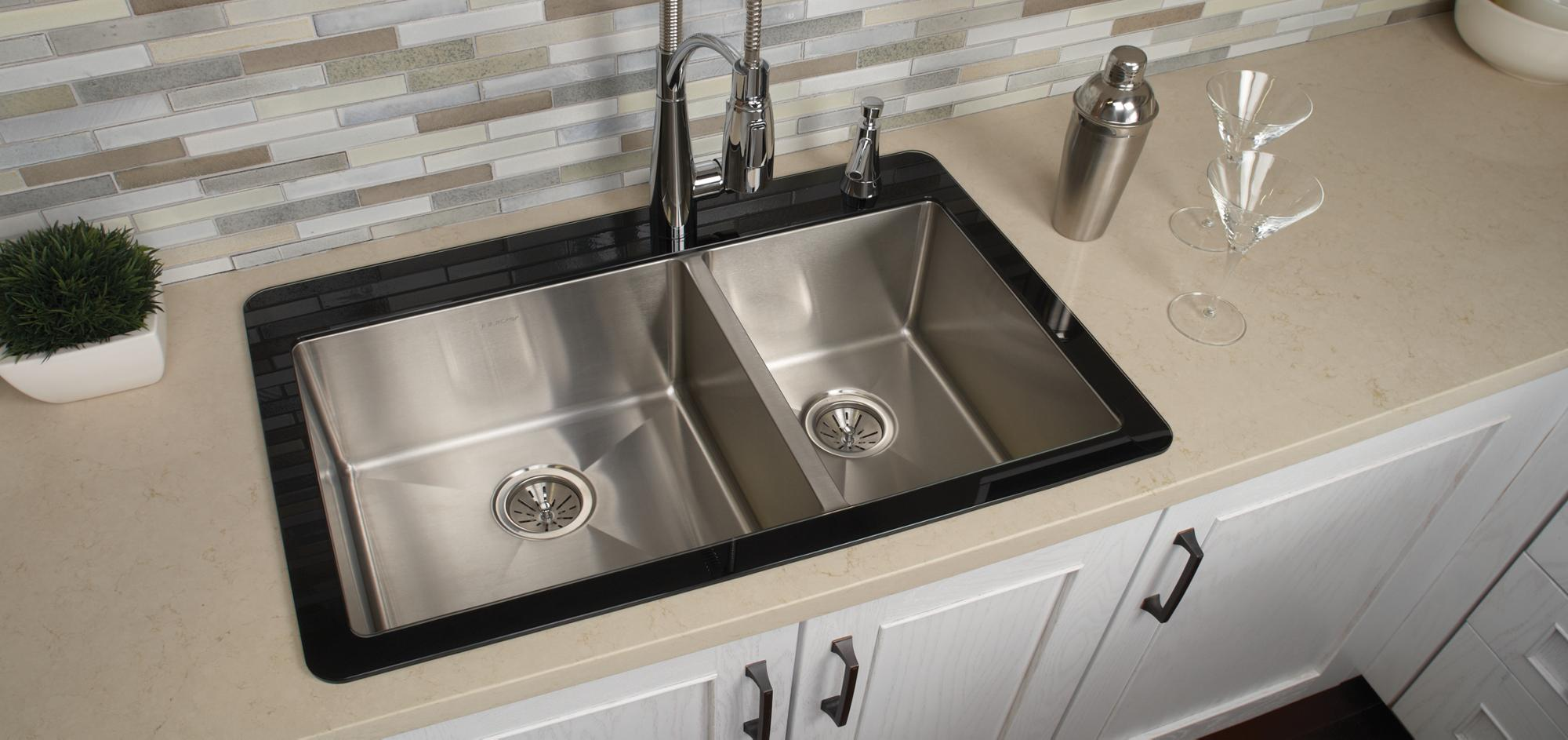 ELKAY Crosstown Sinks - Kitchen sink models
