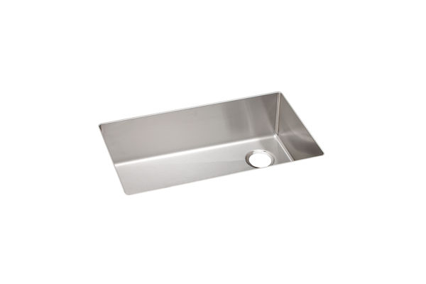 Crosstown Stainless Steel Single Bowl Undermount Sink