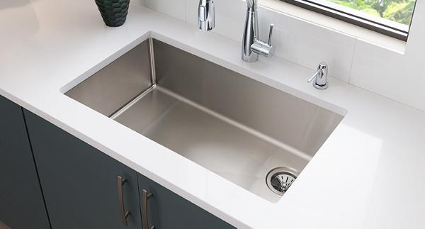 Crosstown Undermount Sinks