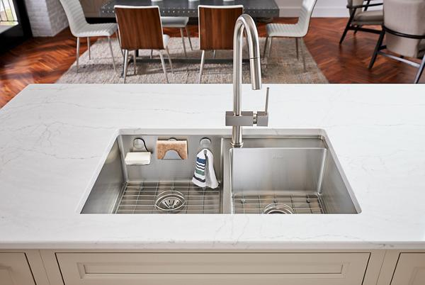 Crosstown Undermount Sinks