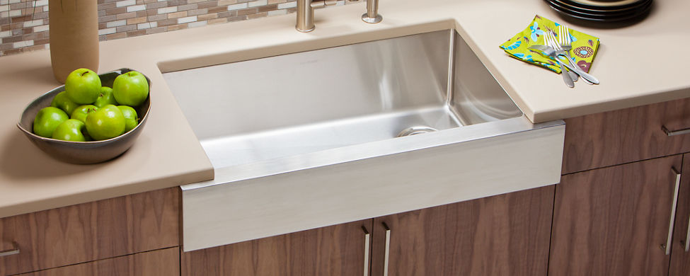 Crosstown Stainless Steel Sinks
