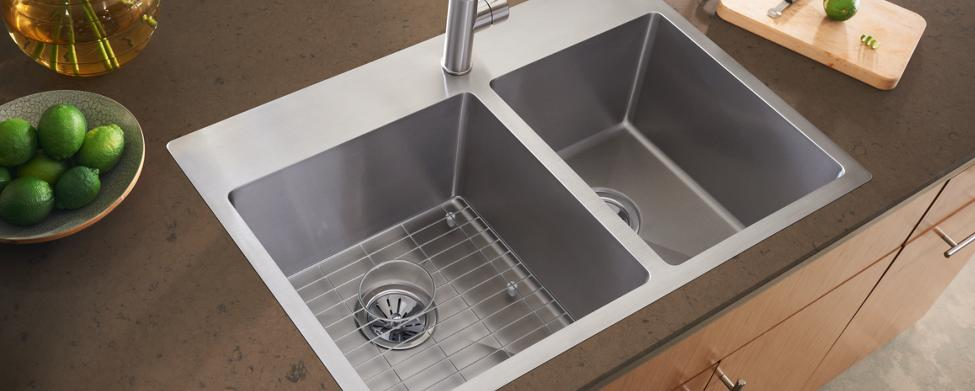 elkay expands crosstown sink line. Interior Design Ideas. Home Design Ideas