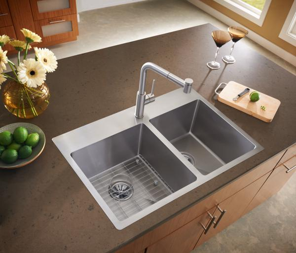 Nice Elkay® Expands Crosstown™ Sink Line
