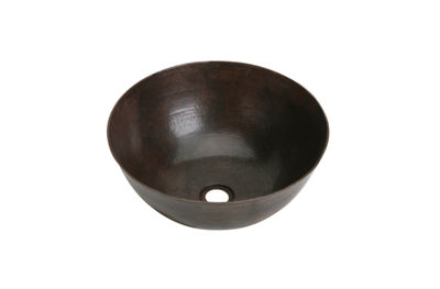 Image for Asana Copper Single Bowl Vessel Sink from elkay-consumer