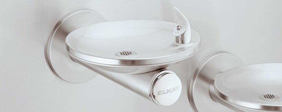 Elkay Indoor And Outdoor Drinking Water Fountains