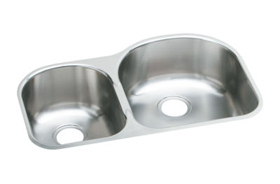 Image for Harmony (Elumina) Stainless Steel Double Bowl Undermount Sink from elkay-consumer