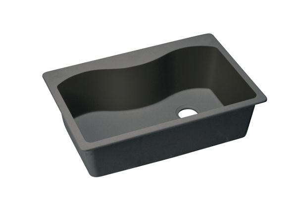 Harmony e-granite Single Bowl Top Mount Sink