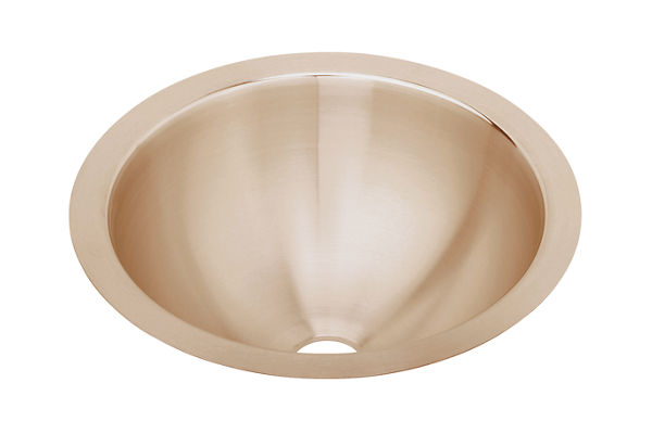 Asana CuVerro® Antimicrobial Copper Single Bowl Undermount Sink