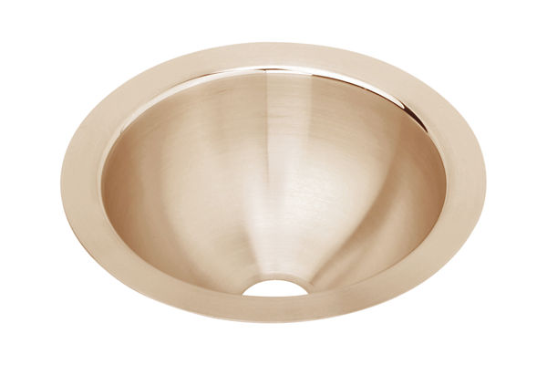 The Mystic CuVerro® Antimicrobial Copper Single Bowl Undermount Sink