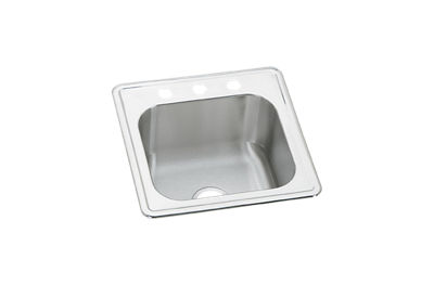 Image for Gourmet Stainless Steel Single Bowl Top Mount Sink from elkay-consumer