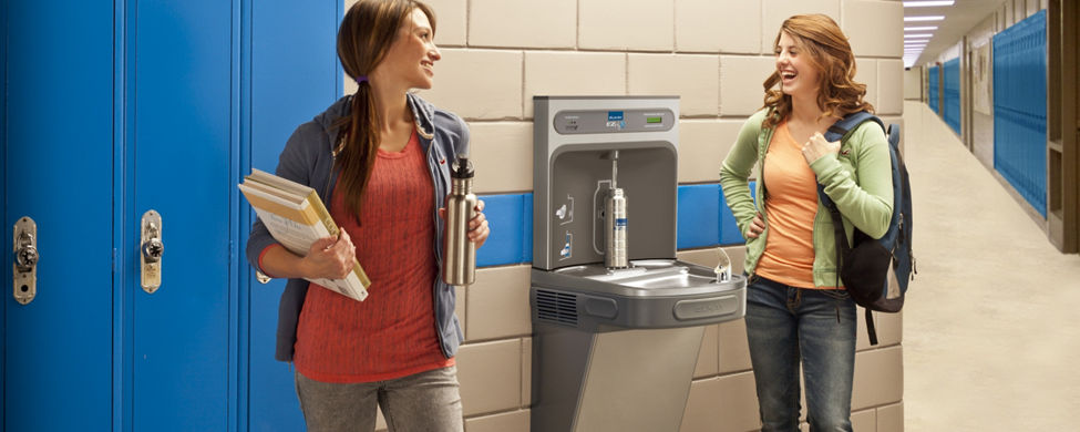 Elkay EZH2O Rapid Bottle Filling Station