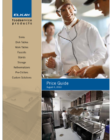 2010 Foodservice Products ElkaySSP (F-4432a)