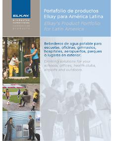 Elkay Latin America Drinking Solutions (F-4587)