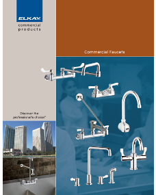 2014 Commercial Faucet Catalog (F-4573)