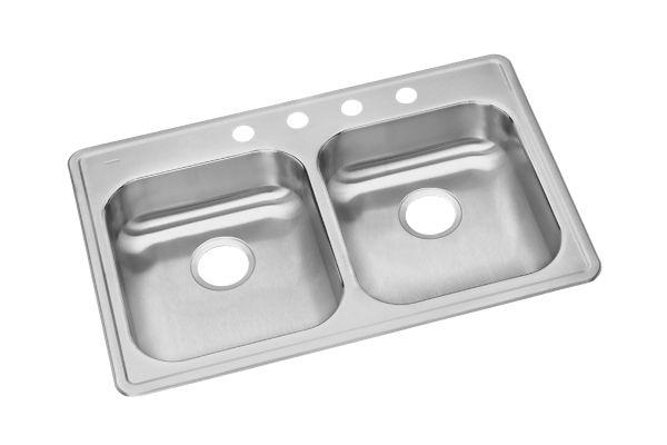 Dayton D Kitchen Sink