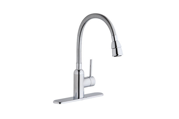 Pursuit Flexible Spout Laundry / Utility Faucet