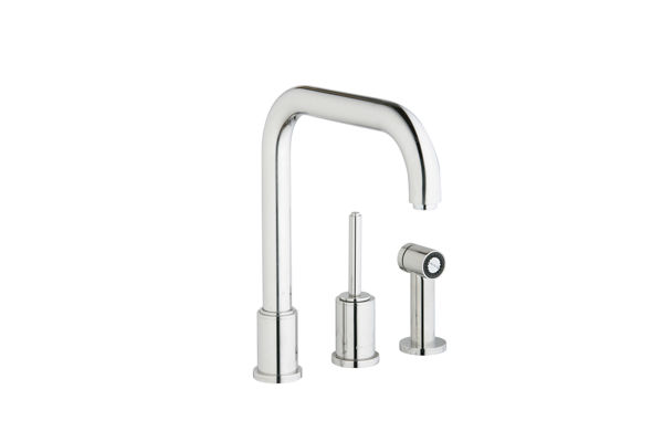 Ella Kitchen Faucet with Side Spray