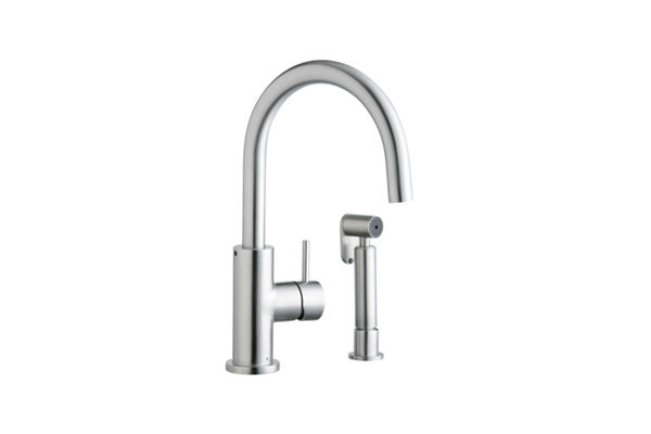 Allure Kitchen Faucet with Side Spray