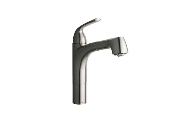 Gourmet Pull-Out Kitchen Faucet